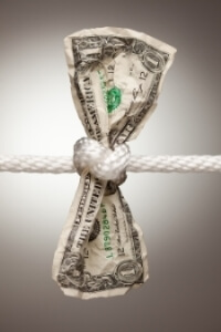 knotted dollar
